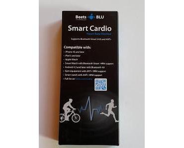 [Test] Pulsmesser SmartCardio von BeetsBlu