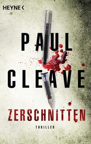 [Rezension] Zerschnitten von Paul Cleave
