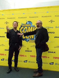German ComicCon in Berlin