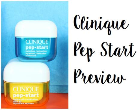 Clinique Pep-Start Collection
