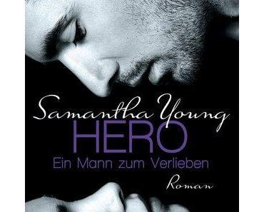 Rezension: Hero- Ein Mann zum Verlieben von Samantha Young