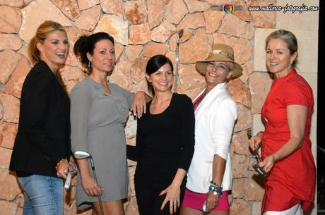 """Get together"" – 1.internationales Terrassengolf-Turnier Mallorca"