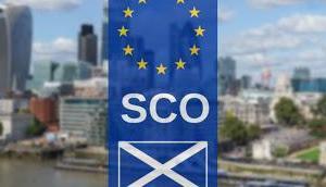Warum soll Schottland schlechter behandelt werden Londoner Finanzwelt?
