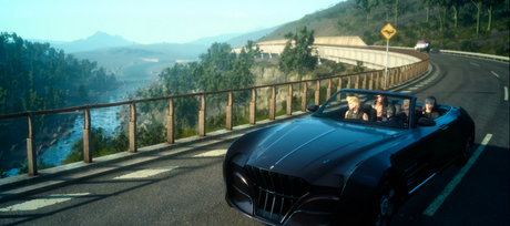 Final Fantasy XV: Road to Release angekündigt