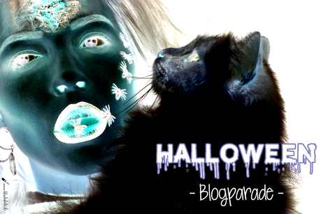 |This is Halloween Blogparade| Easy Black Witch Look