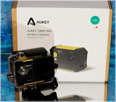 AUKEY Wifi Action Kamera im Test