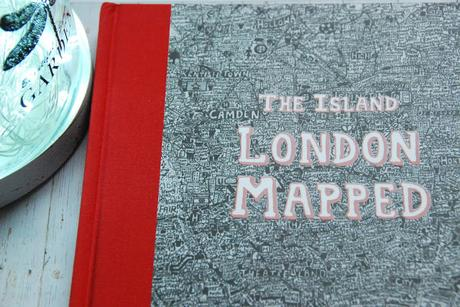 {Gelesen} The Island London Mapped von Stephen Walter