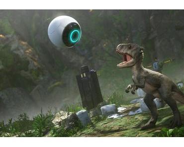 Crytek gibt digitale und physische Versionen sowie Preis für Robinson: The Journey bekannt