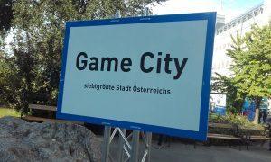Sevengamer auf der Game City 2016 in Wien