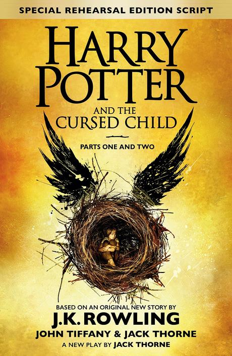Harry Potter and the cursed child - Parts 1 & 2