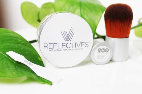 REFLECTIVES – Mineral Make Up – Anwendung und Test