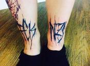 Wochenrückblick Stress, Tattoos Arbeit