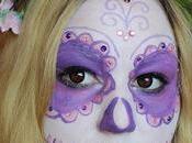 Halloween Sugar Candy Skull