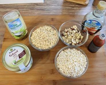 Snack für zwischendurch: Veganes Corny