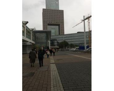 Ich und die Frankfurter Büchermesse!