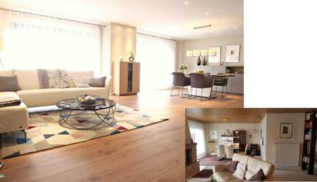 wohn esszimmer in zornheim. Black Bedroom Furniture Sets. Home Design Ideas