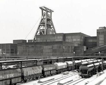 Zeche Zollverein im Spiegel der Fotografie