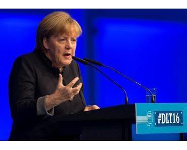 Dumm, dümmer, merkel - über Deutschland lacht die ganze Welt