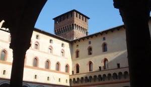 Milano: Burg Menschenfresser