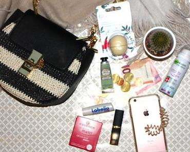 What´s in my little black bag?