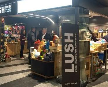 Frische und handgemachte Kosmetik – erneut im Shopville-Zürich Hauptbahnhof