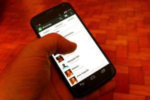 WhatsApp bietet Videochat