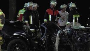 Unfall Hodenhagen
