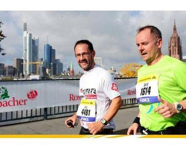 Frankfurt Marathon 2016 – Ein Neuanfang