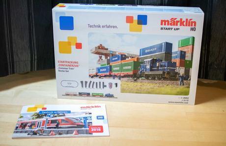 Märklin Start up Modelleisenbahn für Kinder