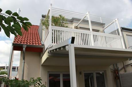 Anleitung diy veranda balkon selber bauen - Balkon veranda ...