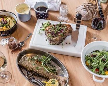 WESTEND STEAK & FISH FACTORY - Speisen mit Freunden und Co. nach dem Sharing-Prinzip