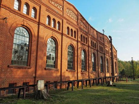 Brikettfabrik Louise in Brandenburg als Lost Places Fototour