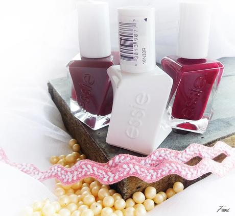 ESSIE - Gel Couture Nagellack - spiked with style & gala vanting