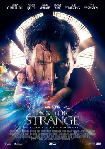[Rezension] Marvel's Doctor Strange
