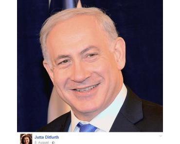 Benjamin Netanjahu und die deutschen Friedensfreunde