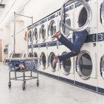 Wäsche waschen wenn du auf Reisen bist?!