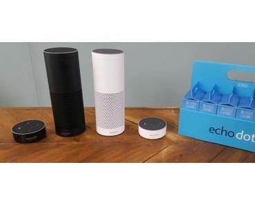 Datenschutzbeauftragte warnt vor Amazon Echo
