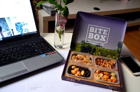 BiteBox - Office Survival Food