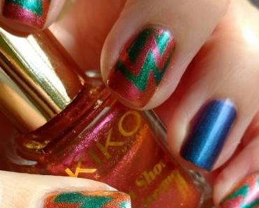 [Nails] Eigenwillige Kombination mit KIKO, CATRICE & ESSENCE