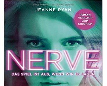 Nerve von Jeanne Ryan/Rezension
