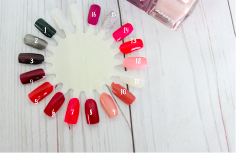 Meine liebsten ANNY Nagellacke | My Favorite ANNY Nailpolishes