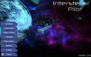 Interstellar Pilot im Test
