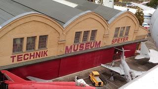 Technikmuseum Speyer [Ausflugtipp]