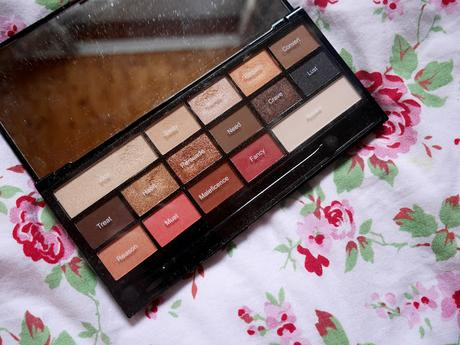 Vice Chocolate Palette Review