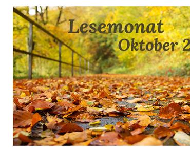 [Mein Monat] Der goldene Lese-Oktober