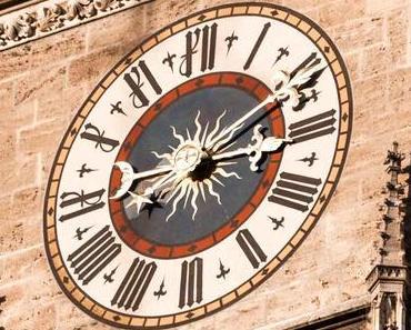 Genügend-Zeit-Tag – der amerikanische National Ample Time Day