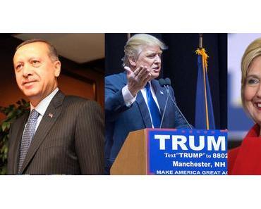 Drei Präsidenten zum Wochenende