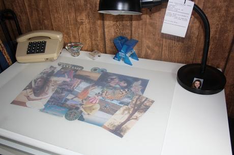 Diy Schreibtischunterlage