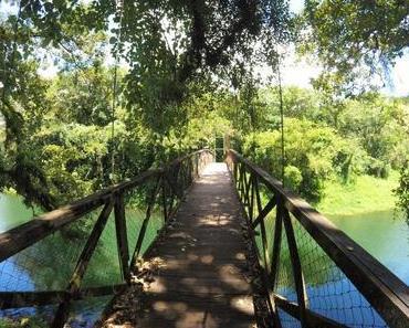 Auf eigene Faust vom Lago Yojoa nach Esteli