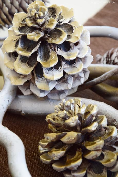 DIY  Von Herbst auf Winter in wenigen Minuten